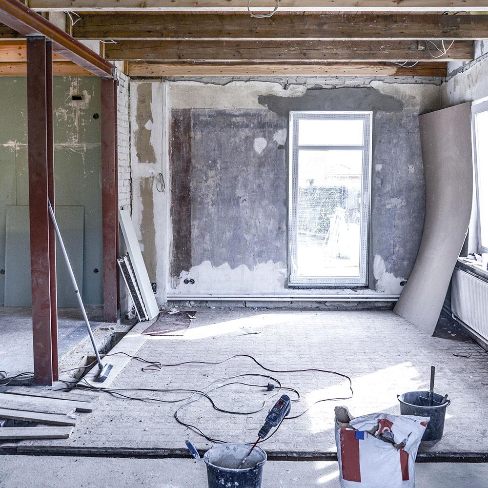 Modernisierung und Sanierung